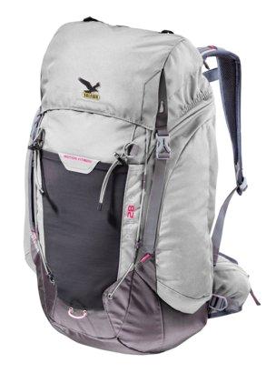 Купить Рюкзак Salewa Hiking Peak 28 Alpindonna light grey/anthracite Рюкзаки туристические 806948