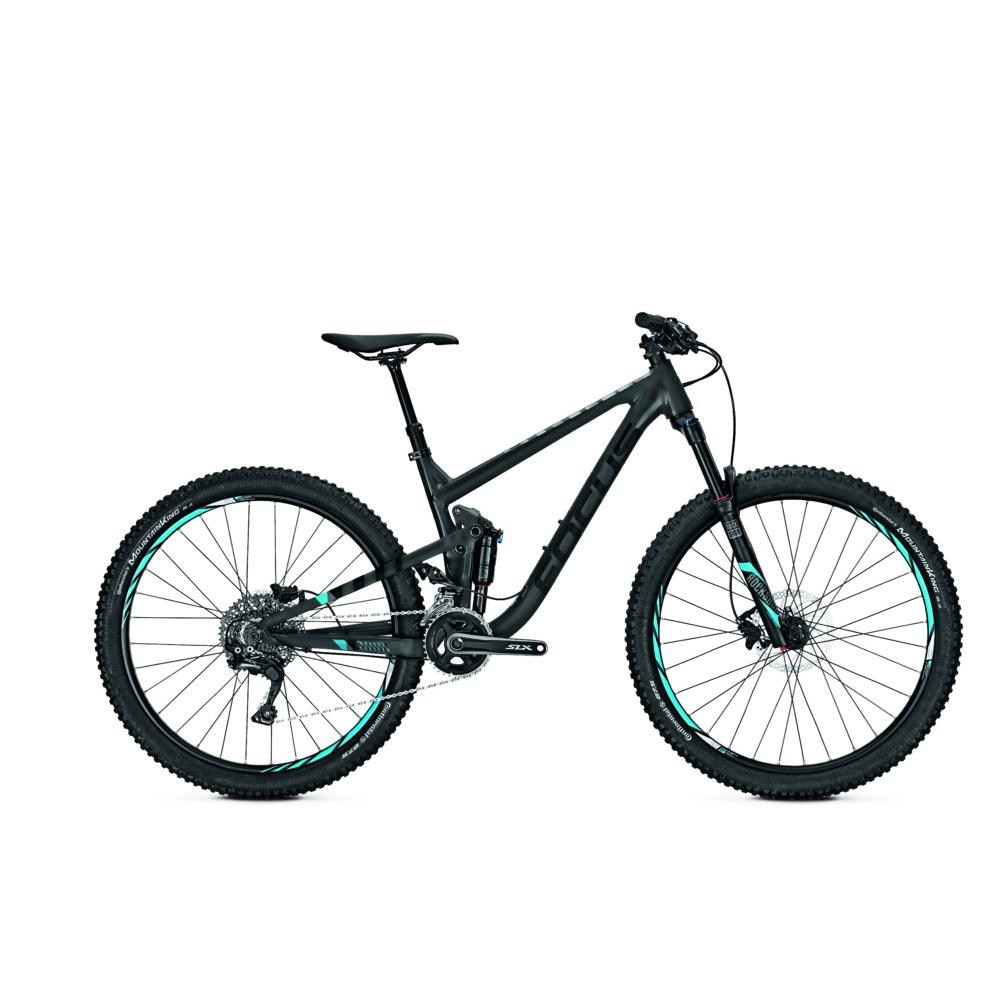 Велосипед Focus Jam Elite 2017 Grey/blue