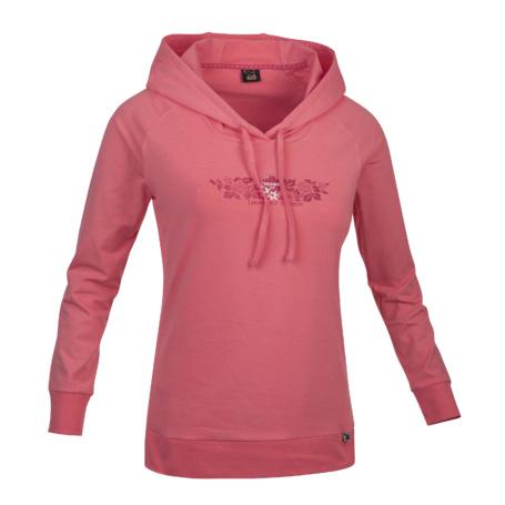Купить Толстовка для активного отдыха Salewa ALPINE LIFE ALPINDONNA INDOMITABLE CO W L/S TEE punch Одежда туристическая 1041791