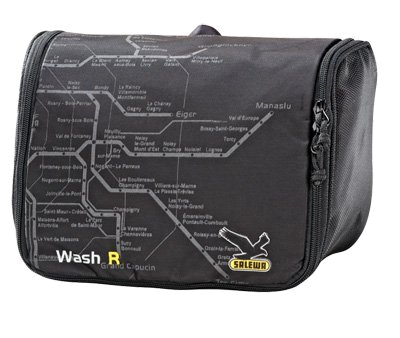 Косметичка Salewa Travel Wash r black