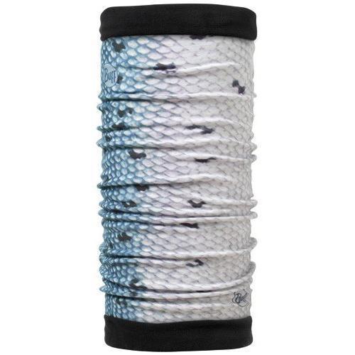Купить Бандана BUFF Angler Reversible Polar ATLANTIC SALMON / GARGOYLE, Банданы и шарфы Buff ®, 842439