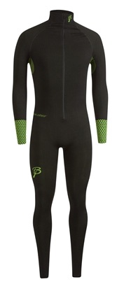 Купить Комплект беговой Bjorn Daehlie Racesuit QUEST One-piece suit Black/Green Gecko (черный/т.зеленый) Одежда лыжная 858644