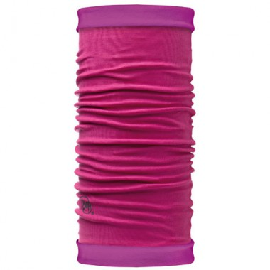 Купить Бандана BUFF REVERSIBLE POLAR MAGENTA / MARDI GRAPE Банданы и шарфы Buff ® 1079494