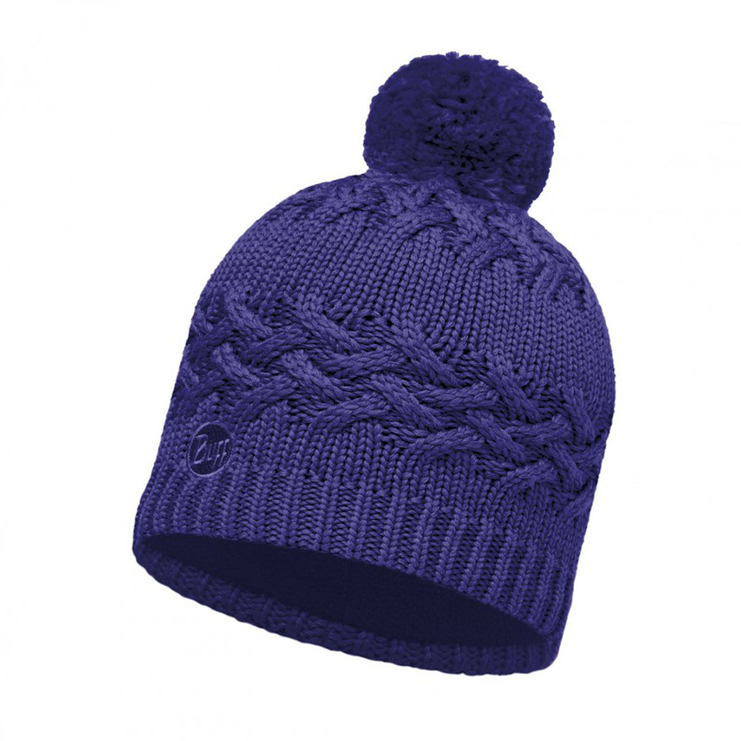 Шапка Buff Knitted & Polar Hat Savva Mazarine Blue