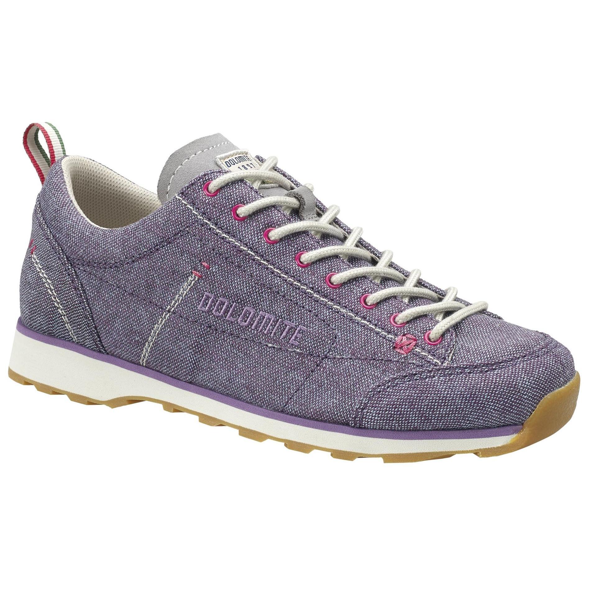 женские ботинки dolomite, фиолетовые
