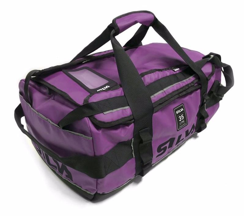 Сумка Silva 2016-17 Access 35 Duffel Bag-Purple