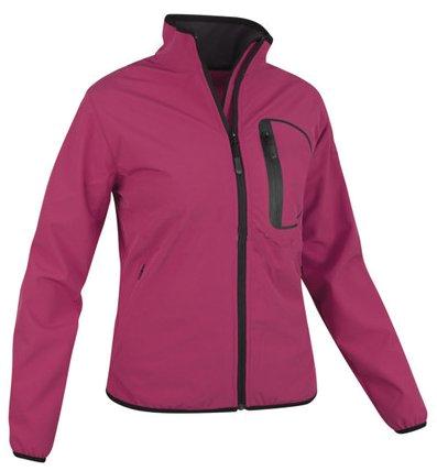 Купить Куртка туристическая Salewa Key Collection *CITY SW W HOODIE azalea/0900 p.0900, Одежда туристическая, 780894
