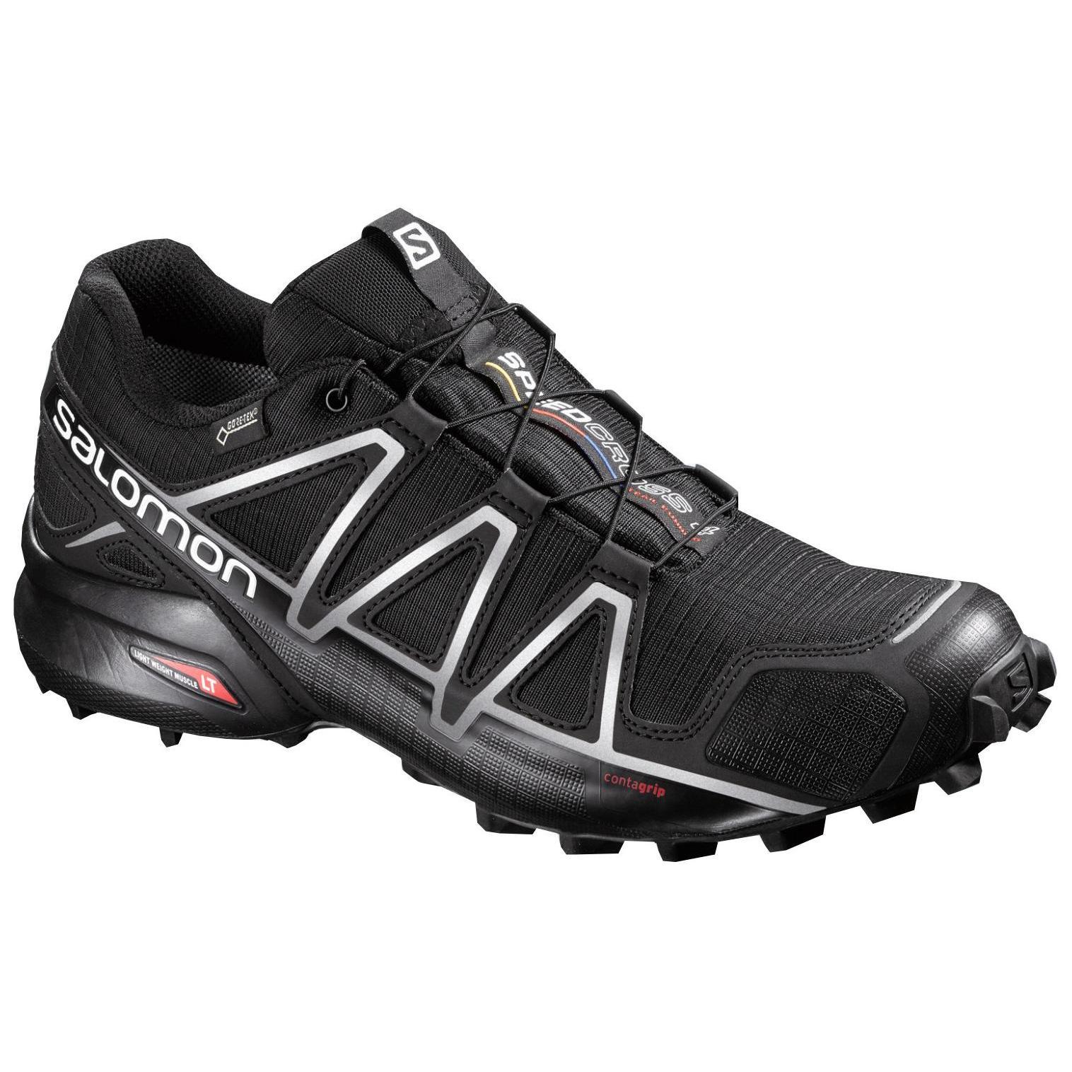 3ed68b44 Беговые кроссовки для XC Salomon 2018-19 SPEEDCROSS 4 GTX® Black ...