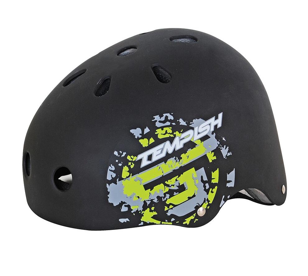 Купить Летний шлем TEMPISH SKILLET Z black, Шлемы велосипедные, 1254525