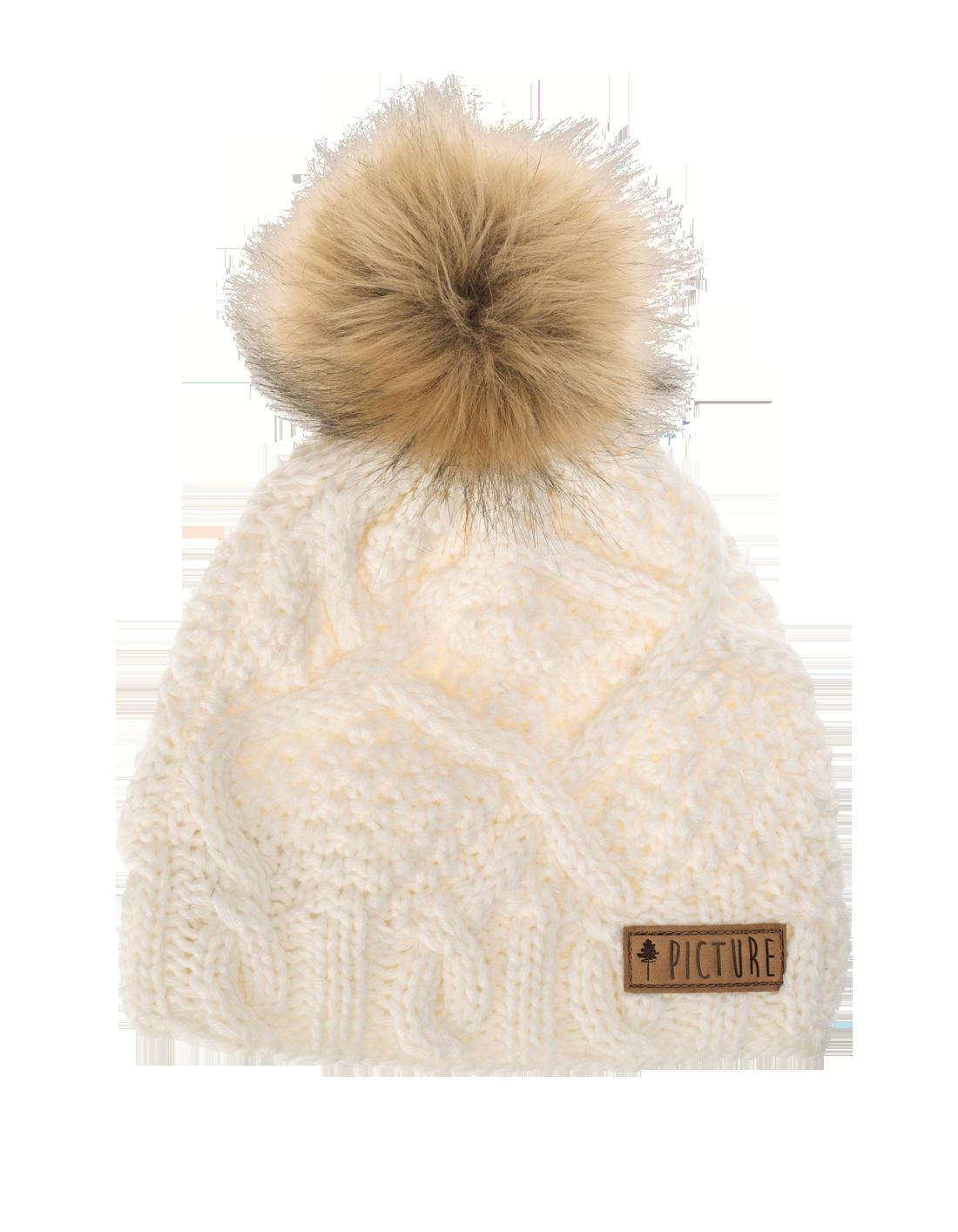 Купить Шапка Picture Organic 2015-16 JUDY BEANIE White Головные уборы, шарфы 1219505