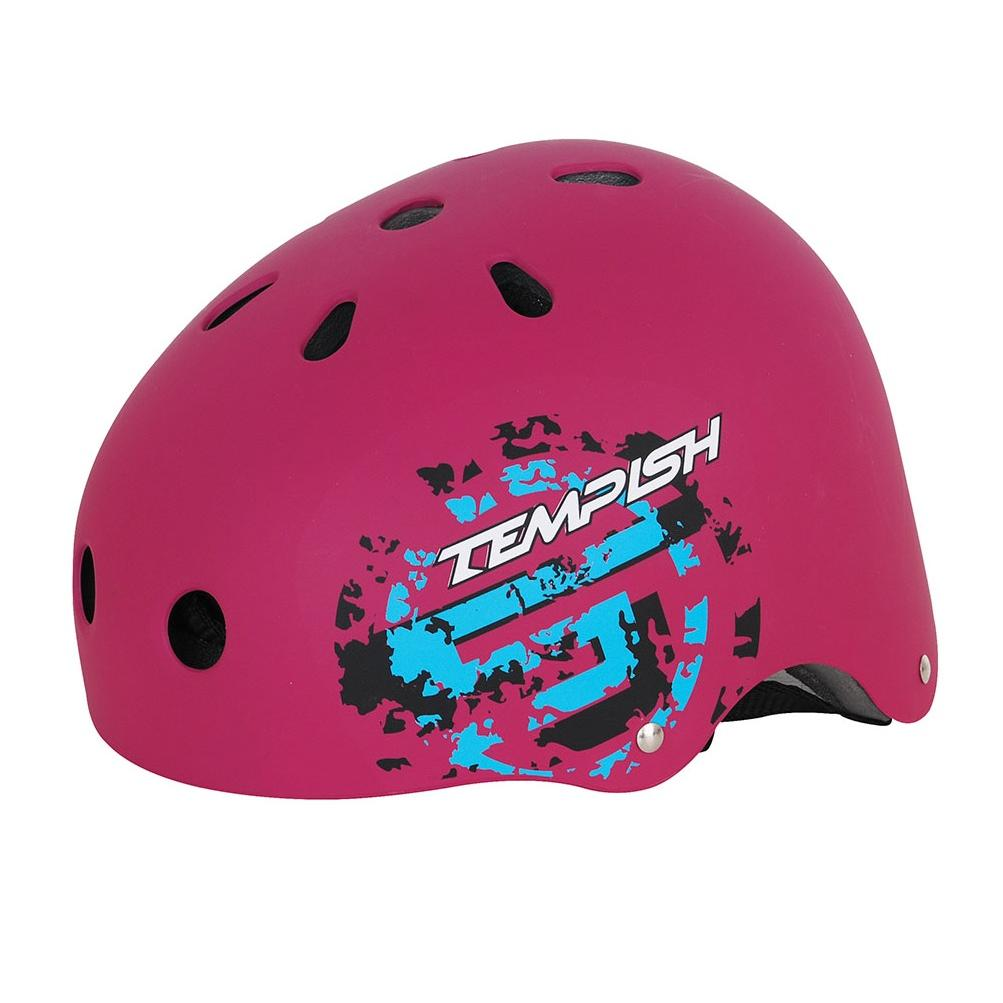 Купить Летний шлем TEMPISH SKILLET Z purple, Шлемы велосипедные, 1254533