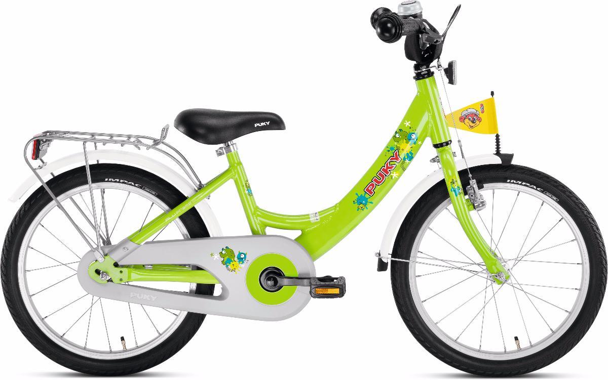 Велосипед Puky Zl-18-1 Alu 2016 Kiwi