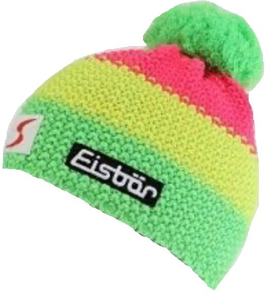 женская шапка eisbar