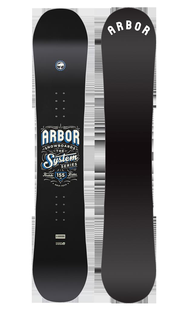 Сноуборд Arbor System Rental 2016-17 - купить недорого, цены в ... f022c0e283d