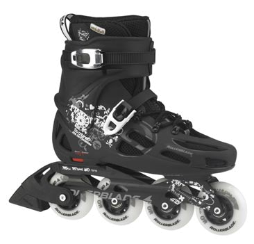 Купить Роликовые коньки Rollerblade 2008 Twister III, Ролики детские, 434720