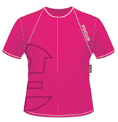 Футболка FOCUS 2014 CASUAL WEAR COLOR TEE LADY Fuchsia