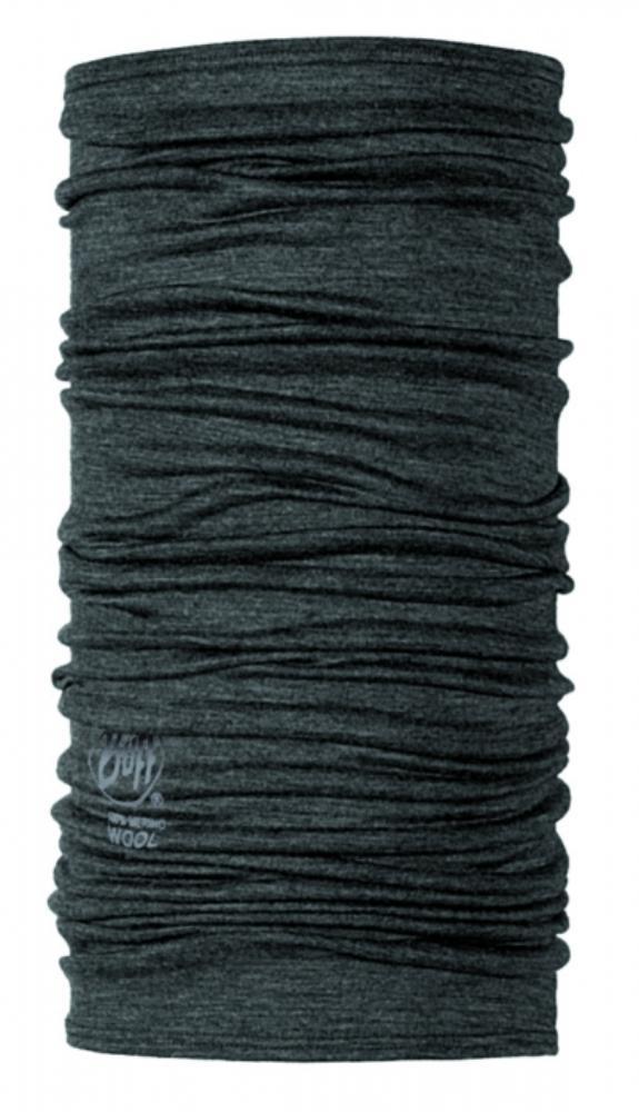 Бандана BUFF Angler Wool GREY/OD Банданы и шарфы Buff ® 1343499  - купить со скидкой