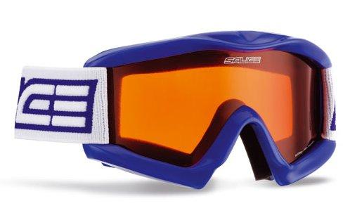 Купить Очки горнолыжные Salice 897DAV BLUE/ORANGE, горнолыжные, 846248