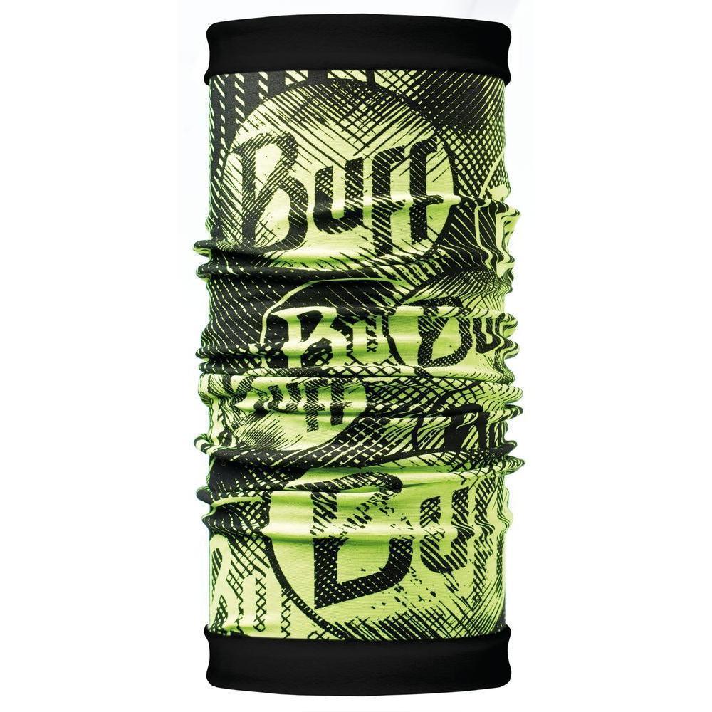 Купить Бандана BUFF REVERSIBLE POLAR LOG US / BLACK Банданы и шарфы Buff ® 1168615