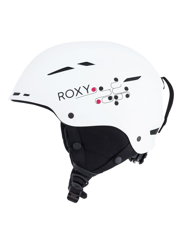 Купить Зимний Шлем ROXY 2016-17 ALLEY OOP J HLMT WBB8 WHITE, Шлемы для горных лыж/сноубордов, 1309384
