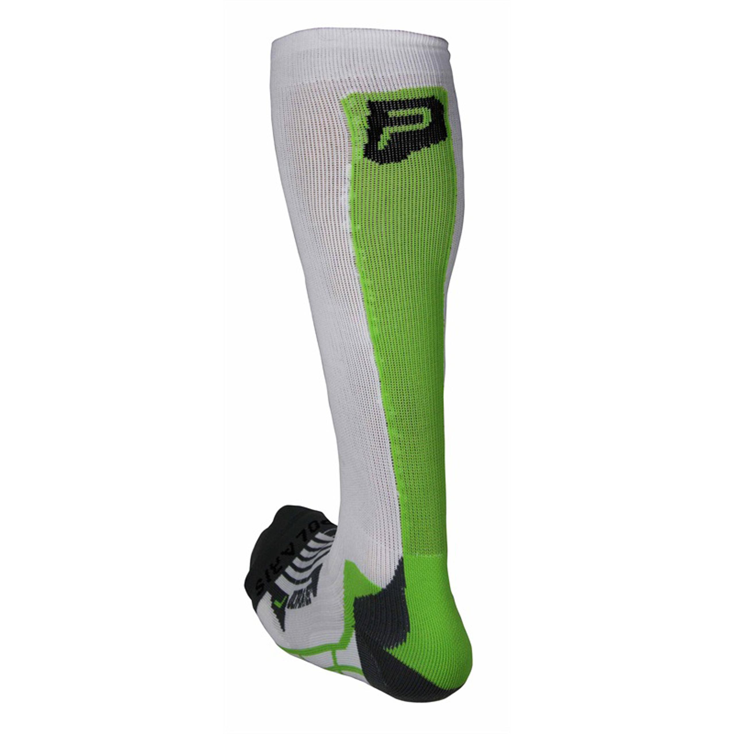 Носки Polaris Ultra Tec Compression Socks White от КАНТ