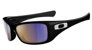 Очки солнцезащитные Oakley Hijinx Polished Black /Shallow Blue Polarized