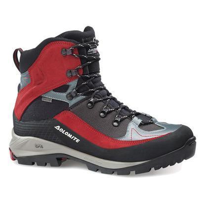 Купить Ботинки для треккинга (Backpacking) Dolomite 2014 Backpacking CONDOR CROSS GTX RED-GREY Треккинговая обувь 1015619
