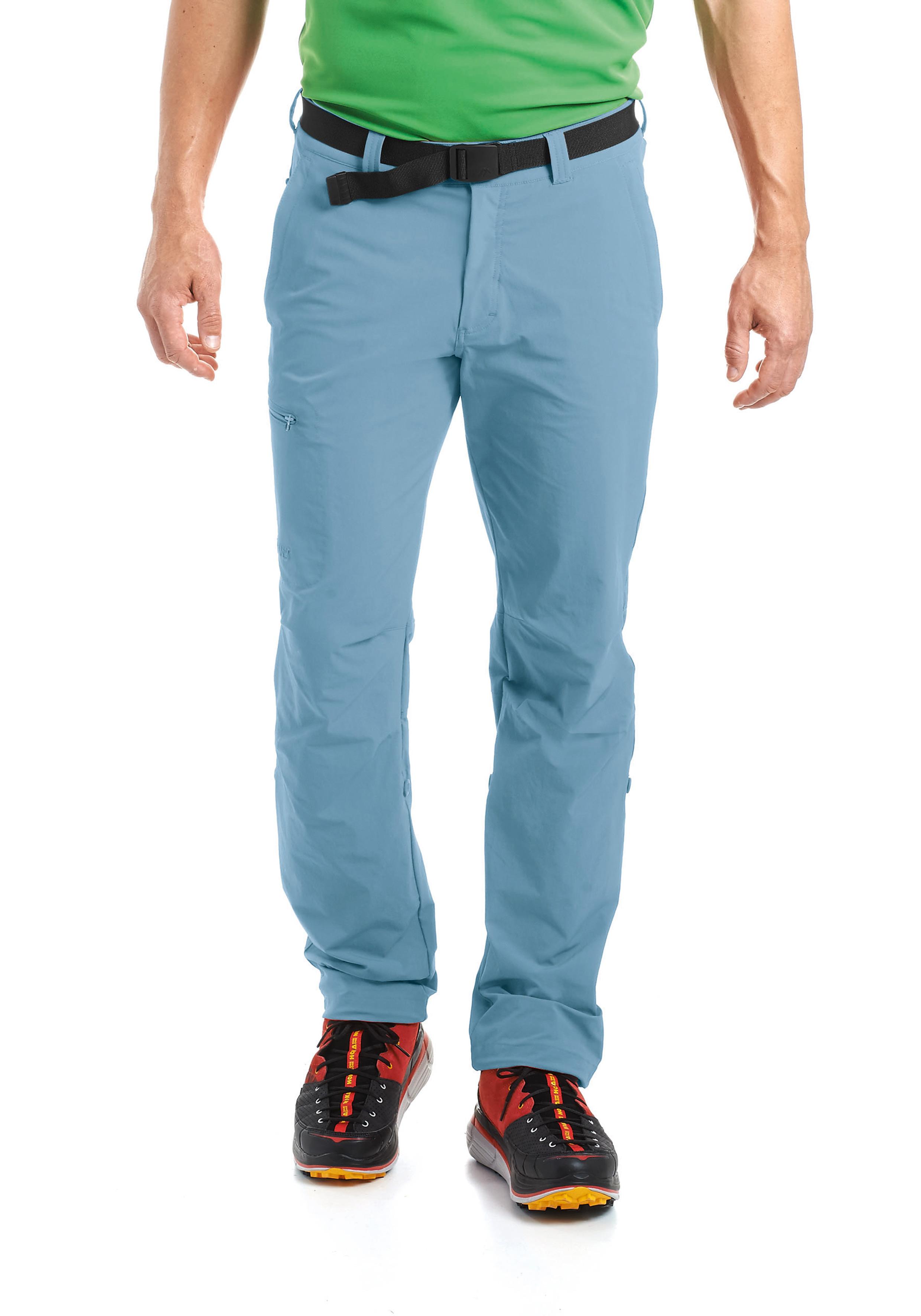 Купить Брюки для активного отдыха MAIER 2016 MS Pants Nil blue heaven Одежда туристическая 1255489