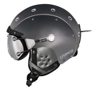 Купить Зимний Шлем Casco SP-3 AIRWOLF GUN-METALL Шлемы для горных лыж/сноубордов 1119894