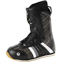 Купить Ботинки для сноуборда FTWO 2010-11 AIR black, сноуборда, 705939