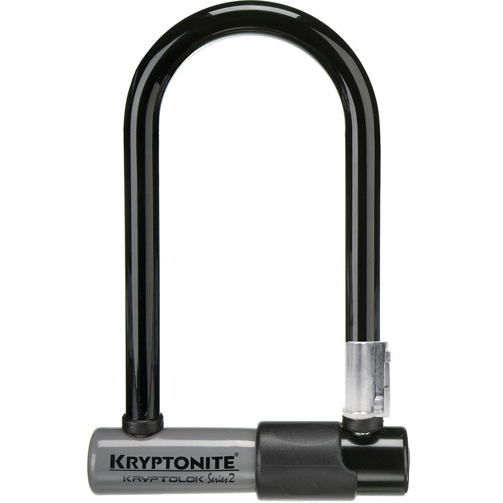 Замок Велосипедный Kryptonite U-Locks Kryptolok Mini-7 W/ Flex Cable & Flexframe Bracket