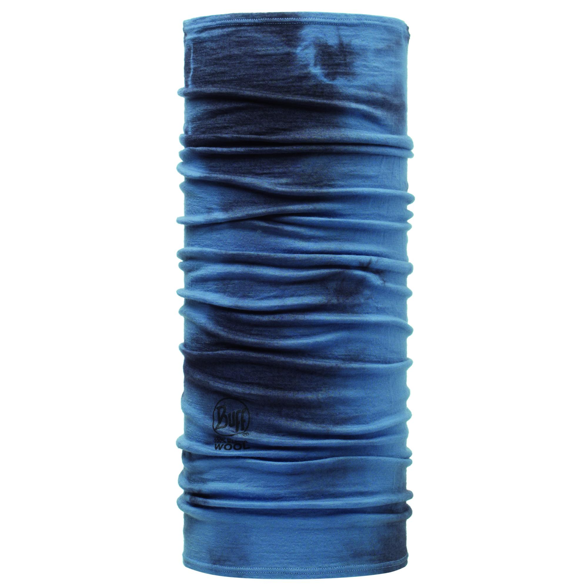 Купить Бандана BUFF Wool Tie Dye WOOL CHINA BLUE DYE Банданы и шарфы Buff ® 1079849