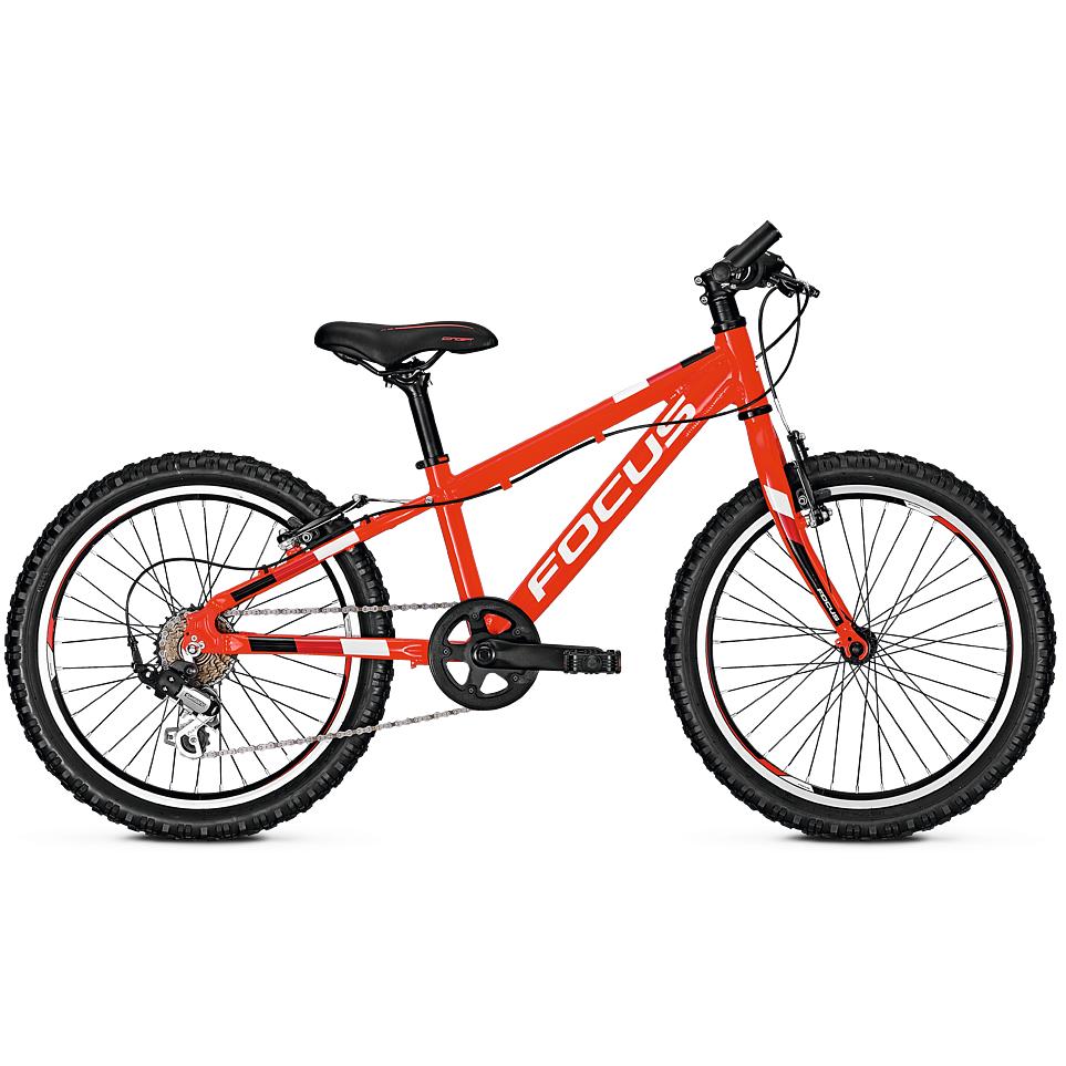 Велосипед Focus Raven Rookie 20 2018 Red