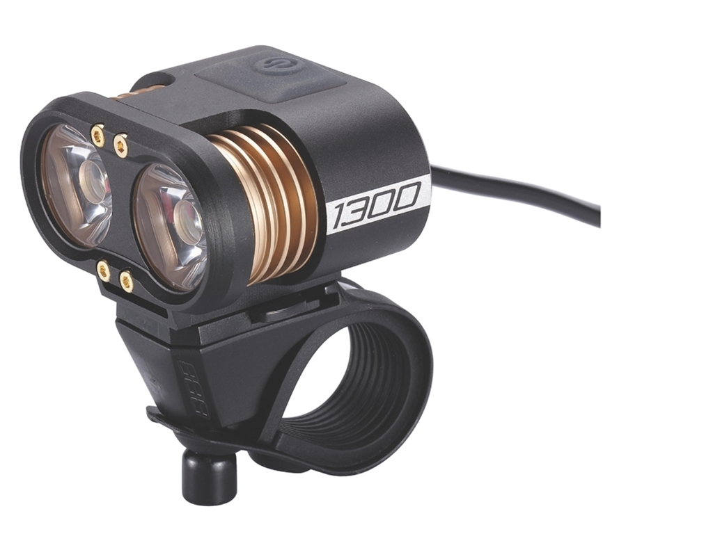 Фонарь Передний Bbb Scope 1300 Lumen Led Black