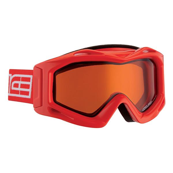 Купить Очки горнолыжные Salice 600DAF Red/Orange 845803
