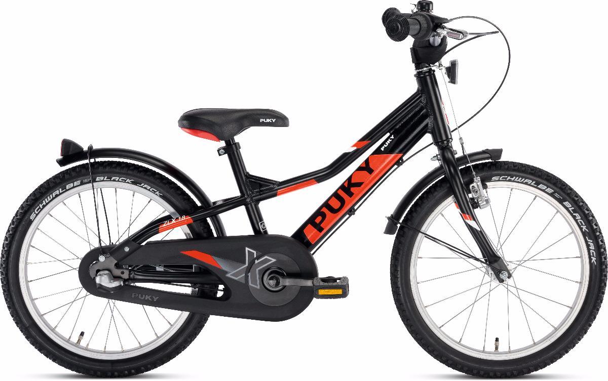 Велосипед Puky Zlx-18-3 Alu 2016 Black