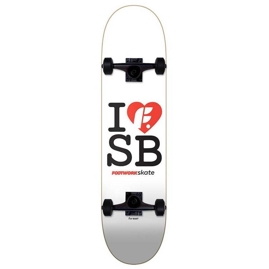 Купить Скейтборд в сборе Footwork 2018 I F SB 7.87 x 31.3, Скейтборды, 1411141