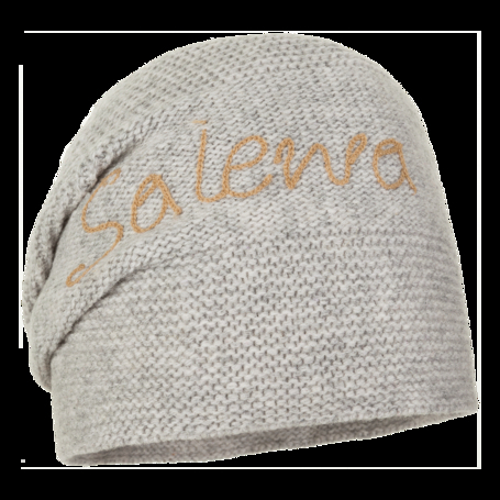 Шапка Salewa Alpine Headgear SARNER WO BEANIE grey melange