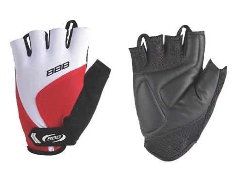 женские перчатки bbb, красные