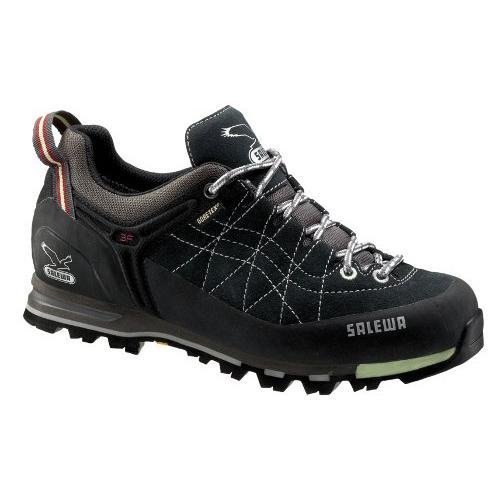 Ботинки для альпинизма Salewa Alpine Approach Women's WS MTN TRAINER GTX carbon-mint