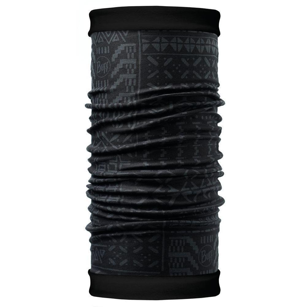 Бандана BUFF REVERSIBLE POLAR GAO / BLACK Банданы и шарфы Buff ® 1168611  - купить со скидкой