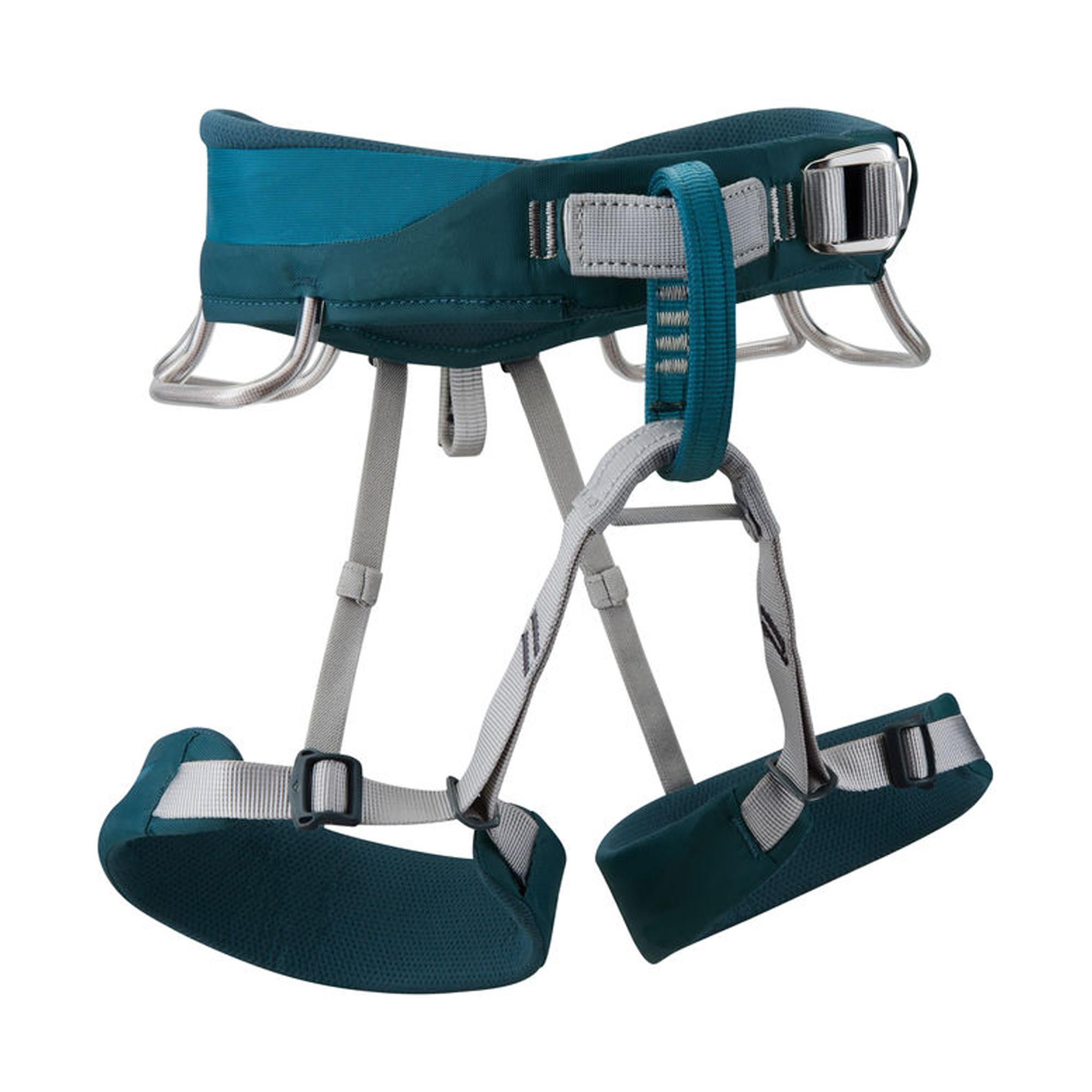 Обвязка BLACK DIAMOND Primrose Harness Moroccan Blue Страховочные системы (обвязки) 1330797  - купить со скидкой