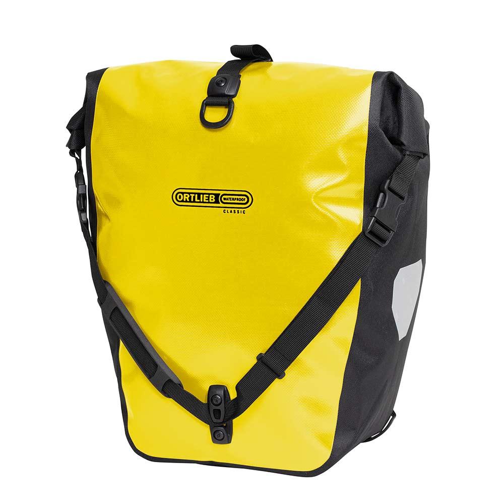 Велосумка Ortlieb 2017 Back-Roller Classic (40 L) Yellow-Black