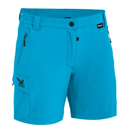 Шорты туристические Salewa Alpine Active MIA DST W SHORT fiji blue