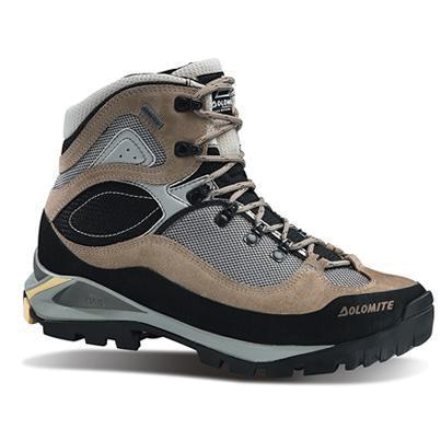 Ботинки для треккинга (Backpacking) Dolomite 2012 Explorer CONDOR CROSS W GTX BEIGE-YELLOW