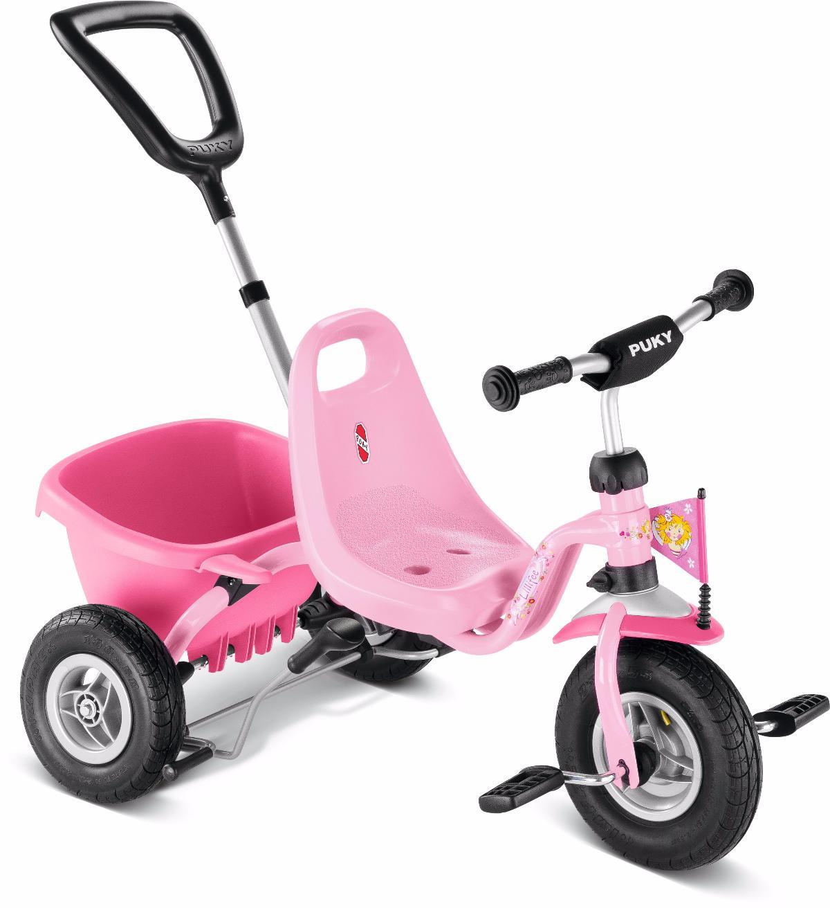 Велосипед Трехколесный Puky 2016 Cat 1 L Lillifee