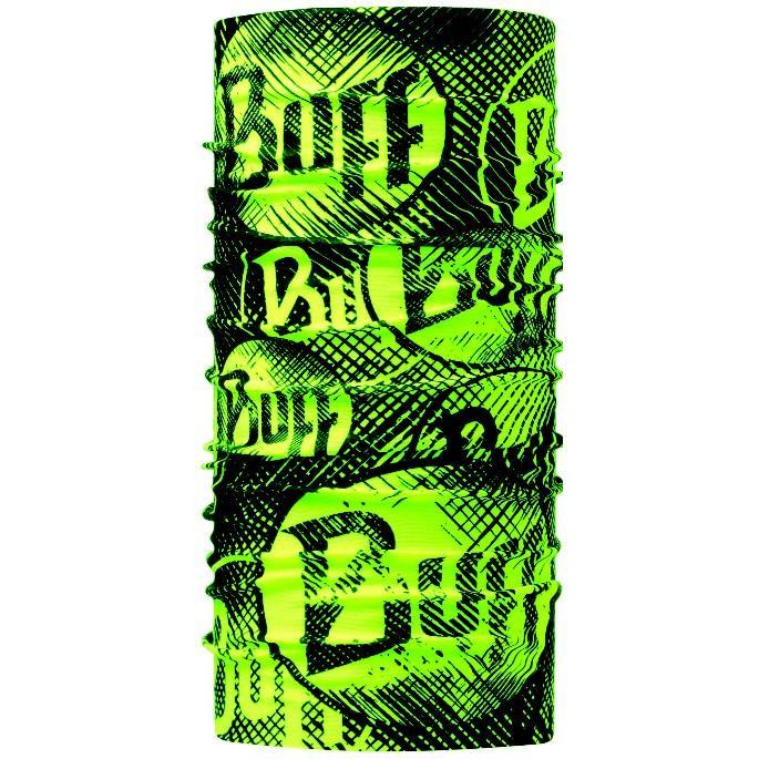 Бандана BUFF ORIGINAL LOG US Банданы и шарфы Buff ® 1080023  - купить со скидкой