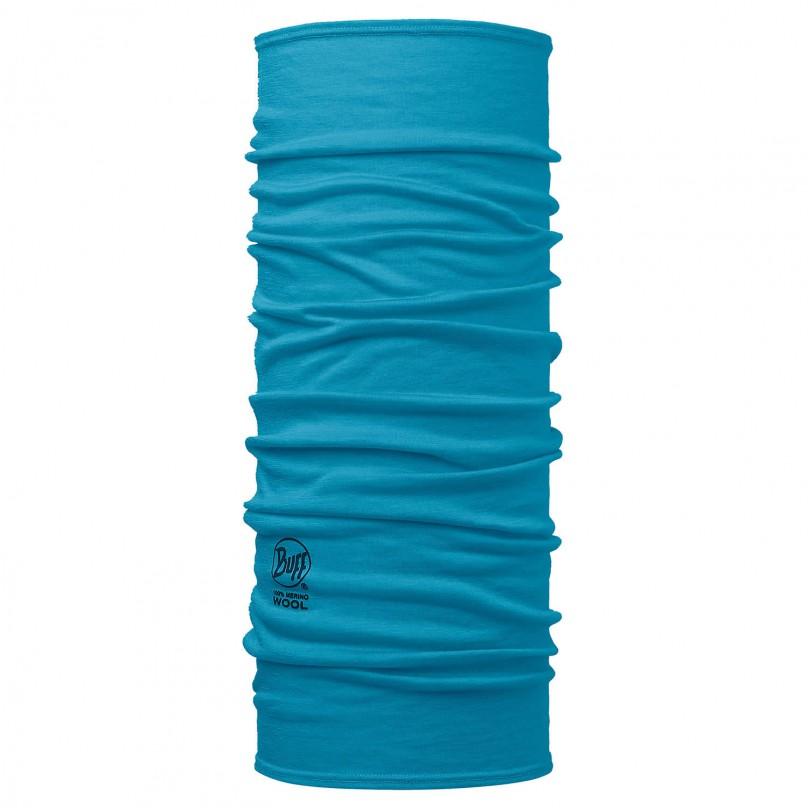Купить Шарф BUFF Wool Plain MERINO WOOL SOLID BLUE CAPRI, Банданы и шарфы Buff ®, 1263368