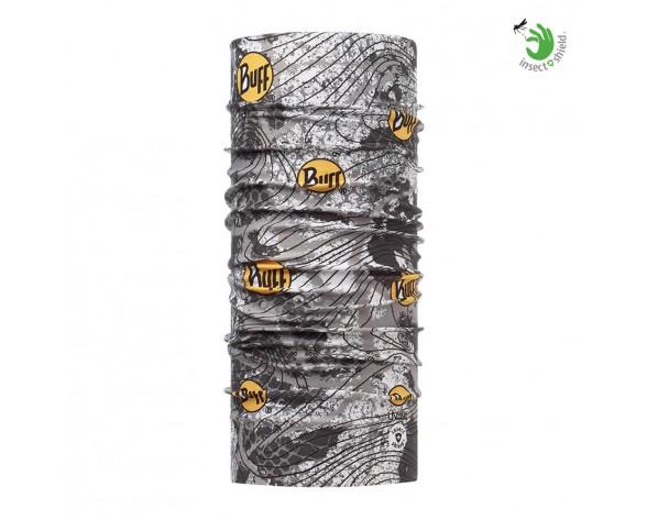Купить Бандана BUFF INSECT SHIELD BUFF® LATITUDE LOGO Банданы и шарфы Buff ® 1167540