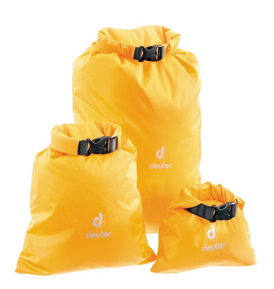 Сумка Deuter 2011 Light sack DRY M sun